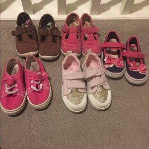 Shoes - Girls size 8 shoes